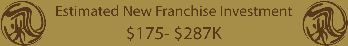 Estimated-(New)-Franchise-Investment-$175---$287K