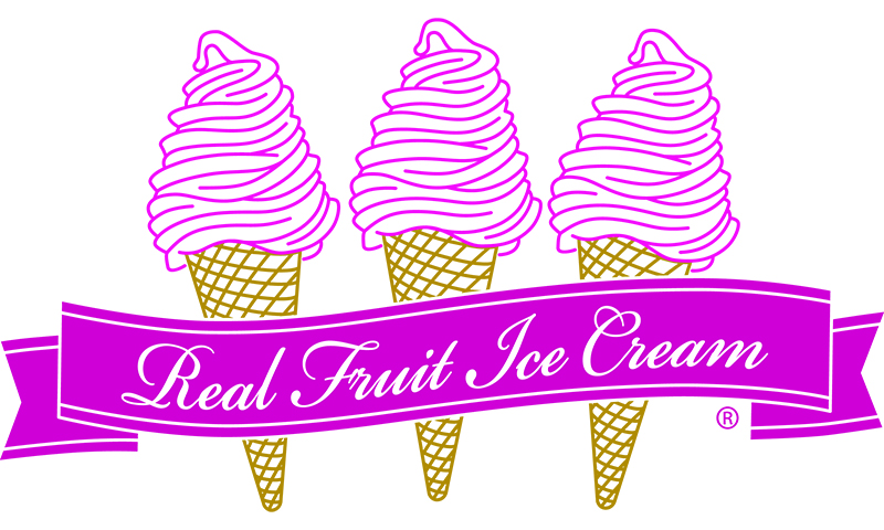 Real Fruit Ice Cream